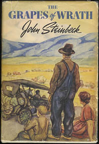 John Steinbeck. The Grapes of Wrath