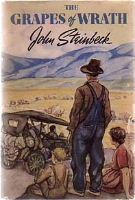John Steinbeck. The Grapes of Wrath.